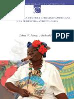 Mintz y Price. El Origen de La Cultura Africano-Americana