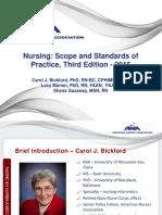 Nursing Scope and Standards