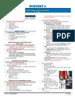 Surgery Decury - Trauma, CPR and Triage