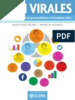 Feuer, Mariano y Romeo, Martín-2015- Son Virales (Políticos en Redes)