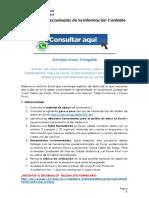 TECNOLOGÍAS DE LA INFORMACIÓN CONTABLE PRODUCTO ACADÉMICO N°1