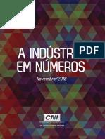A Indústria em Números Novembro 2018