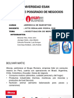 Caso Bolivar Matic