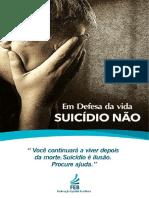 Em Defesa Da Vida - Suicidio Não