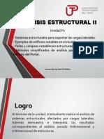 Clase Analisis Estructural II _5-2
