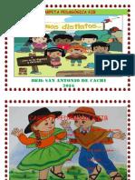 Carpeta Pedagogica - Fabiola