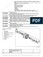 Cubos Das Rodas Dos Eixos Dianteiros - Substituir Graxa, Controlar Os Rolamentos de Rolos Cônicos