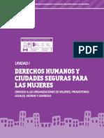 Derechos Humanos y Ciudades Seguras Para Las Mujeres