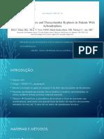 Artigo Acondroplasia