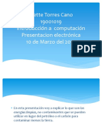 Torres Ivette Presentacion Electrónica