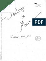 Cod 4 Santiago de Murcia PDF