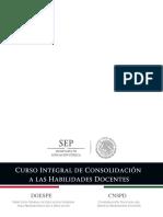 Curso Integral de Consolidacion a Las Habilidades Docentes (1)