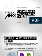 82323788 How to Create a Wordpress Theme