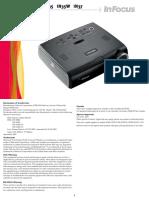 InFocus Projector Manual