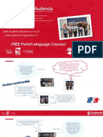 French Courses Offer - 2019