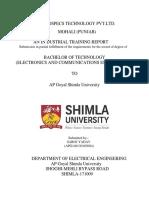 Technospecs Technology Pvt