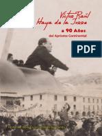 Victor Raul Haya de La Torre y Su Presencia Continental