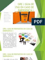 GRE Diapositivas