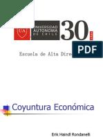 Cuyuntura Económica