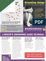 Grooming Gangs All Girls Matter 2019 A5