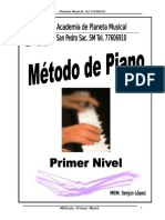 Método de Piano