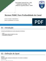 Normas PIANC Para Profundidade Do Canal (1)