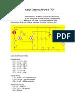 Interruptor Crepuscular Para 110v (1)