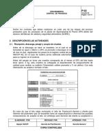 P-02 Control de Procesos