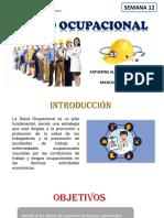 Salud Ocupacional - Katherine Alisson Mendoza de La Cruz