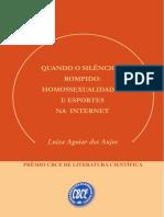 Internet e Homofobia