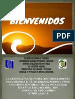 Presentación Clima Organizacional