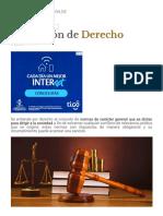 ¿Qué Es Derecho - Su Definición, Concepto y Significado (2)