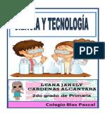 CARATULA Ciencia y Tecnología
