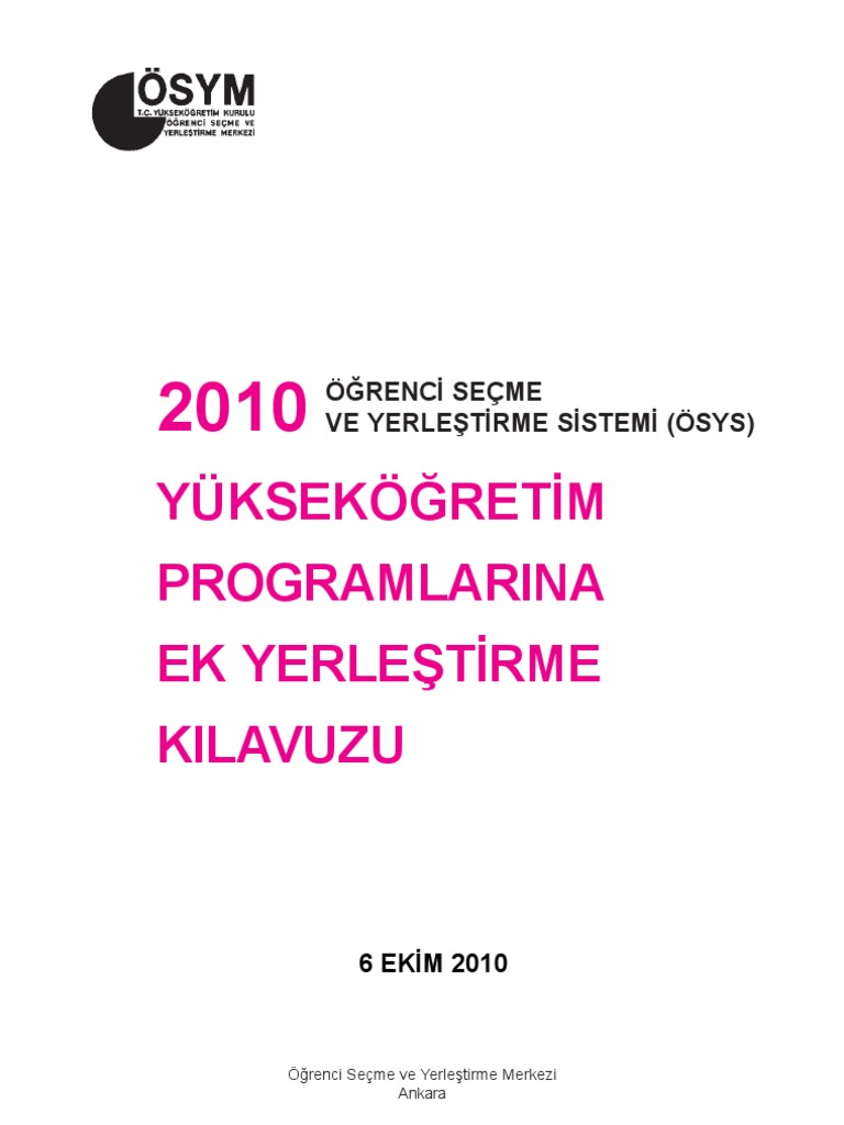 2010 Osys Ekyer Klvz 6