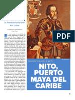 Nito, puerto maya del Caribe