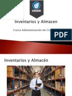 Inventarios y Almacen - EJEC - 2018