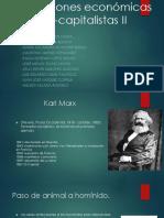Formaciones Económicas Pre-capitalistas II