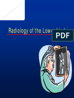 Radiology Lower Limb