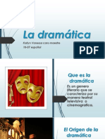 Drama y Tragedia