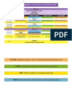 Programa Coloquio 2019