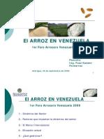 Arroz en Venezuela