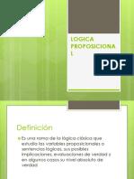 Logica Proposicional Unidad 1