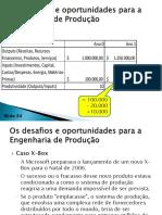 Introdução a Engenharia de produção- 2014