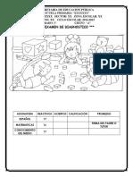 3 ro Examen de Diagnostico 2 2014 - 2015.docx