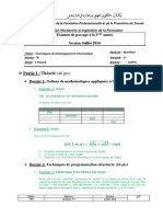 TDI Passage Synthese 2014 V1