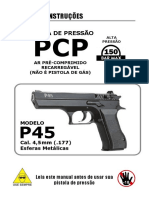 (Cod2 40814)Manual Pistolas PCP P45 A5