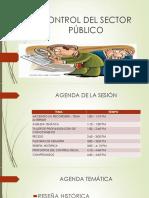Segunda Sesión Control Del Sector Público