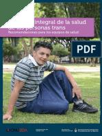 Ministerio de Salud de Provincia de Buenos Aires - Protocolo Para La Deteccion e Intervención en Situaciones de Maltrato Infantil