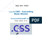 Curso Css Cascading Style Sheets Sp 62480
