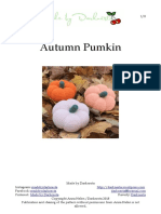 Autumn Pumpkin Eng